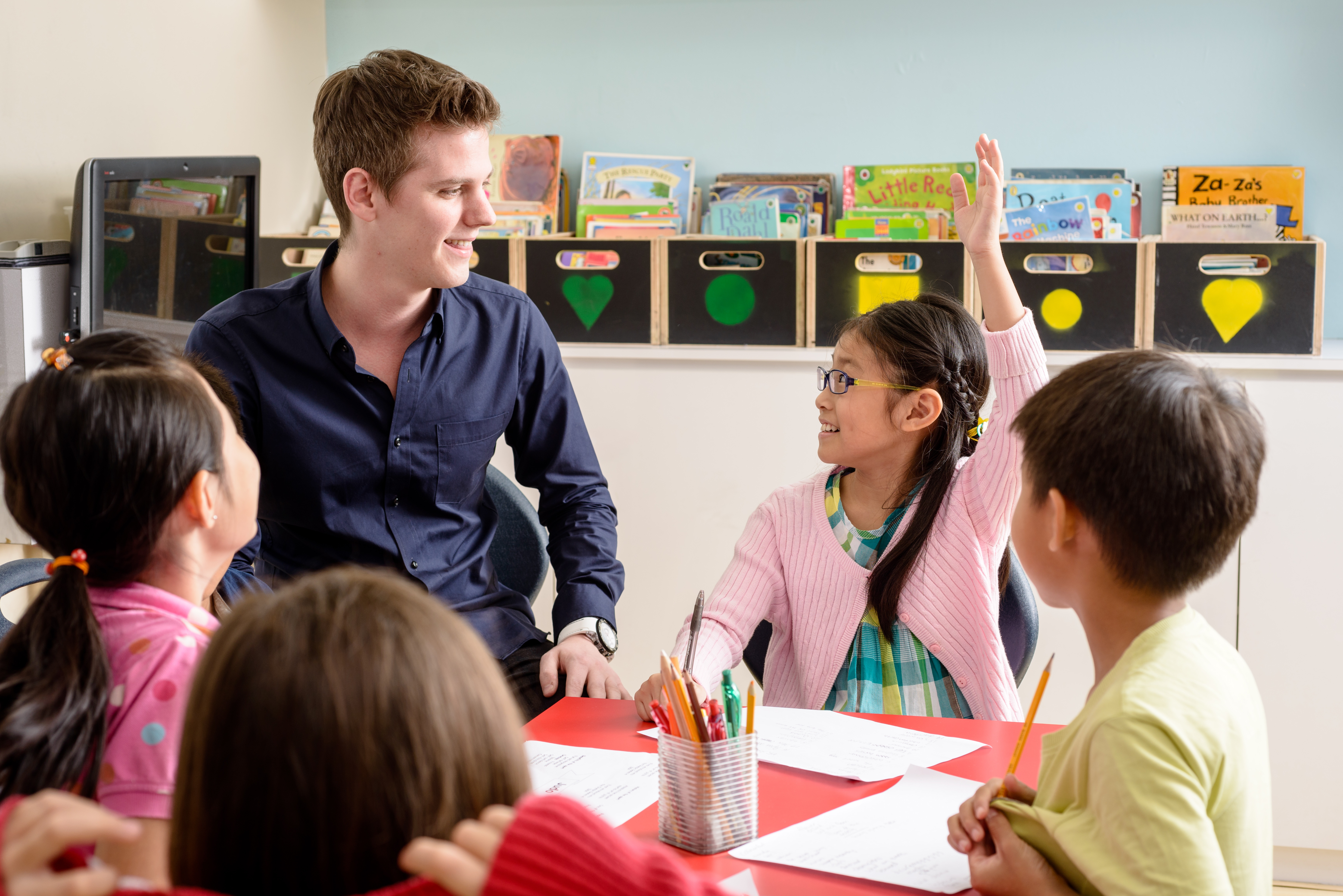 Teaching excellence within small class sizes