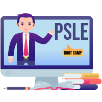 PSLE Boot Camp (Online)